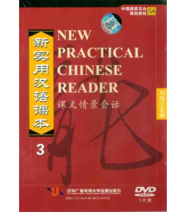 New Practical Chinese Reader 3. DVD