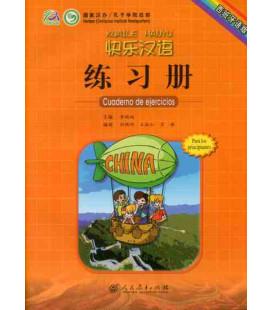 Kuaile Hanyu Vol 1- Cuaderno de ejercicios