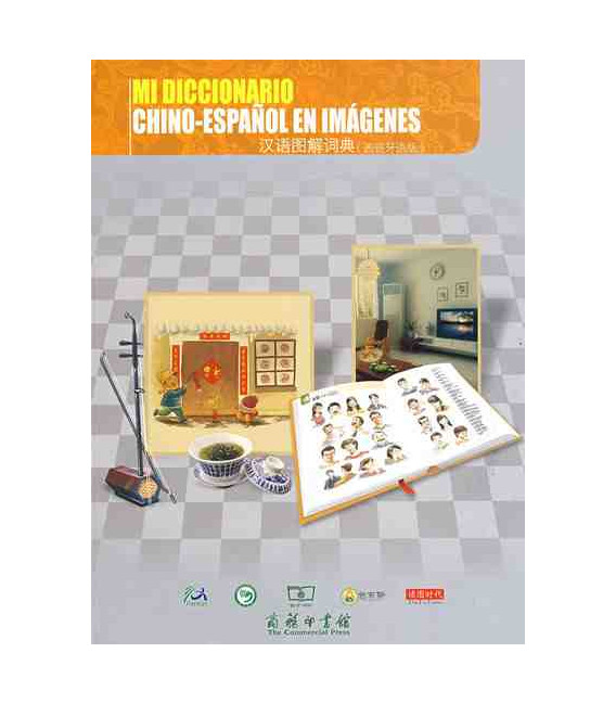 Mi diccionario chino-español en imágenes