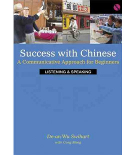 Success with Chinese - Listening & Speaking. Level 1 (Incluye CD)