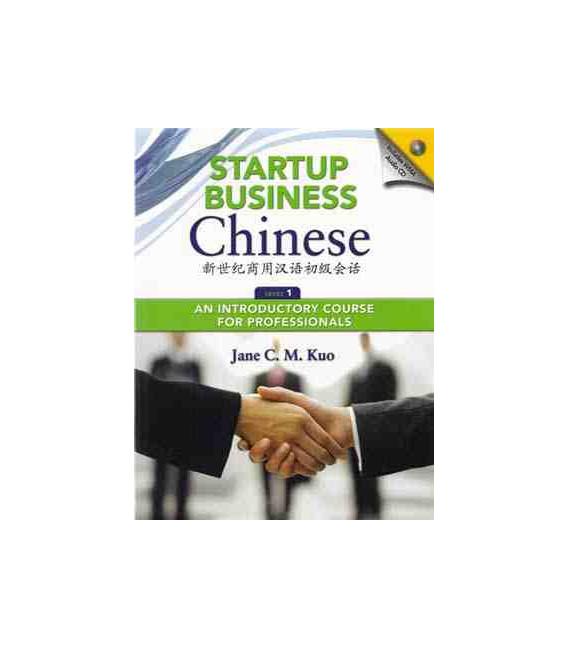 Start Business Chinese 1. Textbook (Incluye código de descarga de audio)