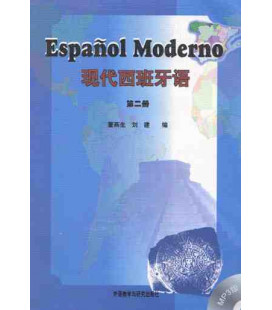 Español Moderno 2. Libro de texto (CD included MP3)