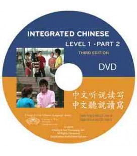 Integrated Chinese Level 1. Part 2. DVD (Third Edition)