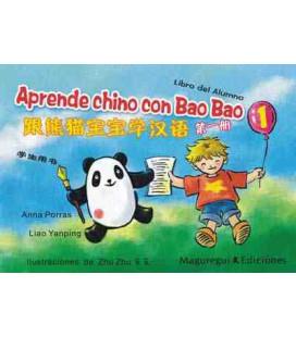 Aprende chino con Baobao 1 (Libro del alumno)