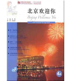 FLTRP Graded Readers 4A- Beijing Welcomes you (Incluye CD MP3)