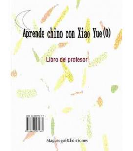 Aprende chino con Xiao Yue 0 - Libro del profesor