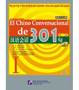 El chino conversacional de 301- Libro + CD Vol. 1