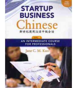 Start Business Chinese 2. Textbook + Workbook (Incluye código de descarga de audio)