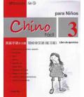 Chino fácil para niños 3. Libro de ejercicios