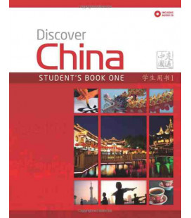 Discover China Student's Book 1 (Incluye 2 CD)