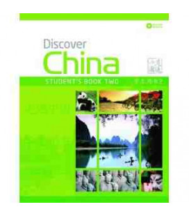 Discover China Stundent's Book 2 (Incluye 2 CD)