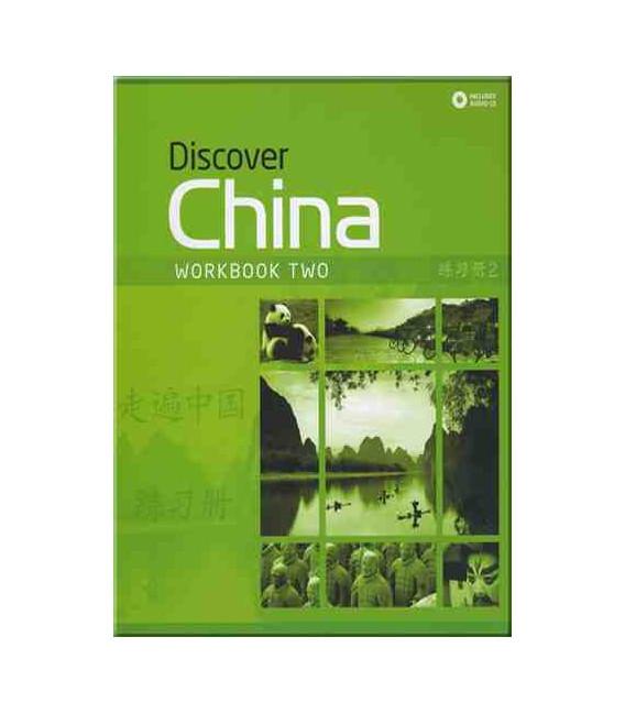 Discover China Workbook 2 (Incluye CD)