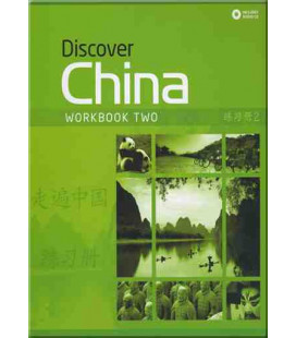 Discover China Workbook 2 (CD included)