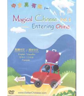 Magical Chinese Vol. 1 (DVD) All About Life- Incluye subtítulos en español