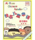 My First Chinese Reader- Student Workbook Set (2 books) Vol 2