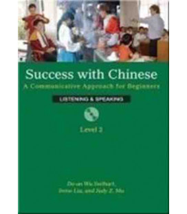 Success with Chinese - Listening & Speaking. Level 2 (CD included)