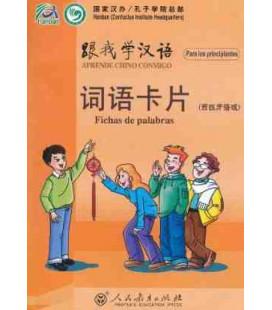 Aprende Chino Conmigo 1 - Fichas de palabras