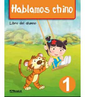 Hablamos chino 1 (Pack: libro del alumno + libros de ejercicios + CD)