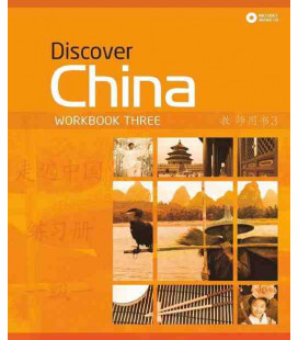 Discover China Workbook 3 (CD included)