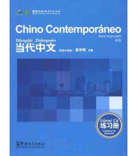 Chino Contemporáneo 3. Cuaderno de ejercicios (Nivel avanzado)