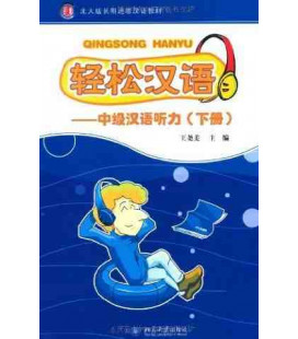 Qingsong Hanyu- Nivel intermedio 2 (CD included MP3)
