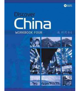 Discover China Workbook 4 (CD included)