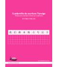 Writing book Tianzige- Práctica de caracteres chinos con cuadrícula