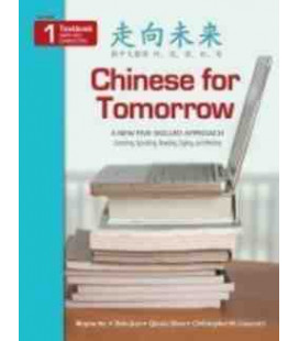 Chinese for Tomorrow, Volume 1 Textbook (Simplified)