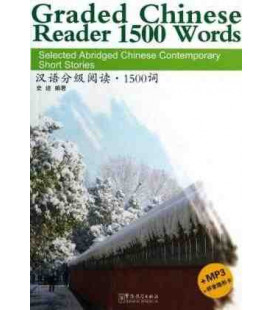 GRADED CHINESE READER 1500 WORDS (INCLUYE CD/MP3 Y TABLA PARA TAPAR EL PINYIN