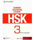 HSK Standard Course 3 -Teacher's Book- Serie de libros de texto basada en el HSK