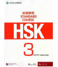 HSK Standard Course 3 - Teacher`s Book - Série de livros de texto basada no HSK