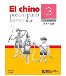 El Chino Paso a Paso 3 - Libro de ejercicios