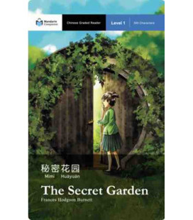 The Secret Garden (Chinese Graded Reader Level 1, 300 Characters)-Mandarin Companion