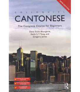 Colloquial Cantonese- The Complete Course for Beginners (Second Edition) Free Audio Online