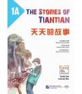 The Stories of Tiantian 1A- Incluye audio para descargarse con código QR