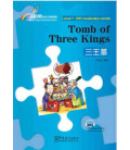 Rainbow Bridge Graded Chinese Reader - Tomb of Three Kings (Level 1- 300 Words)