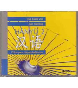Hanyu 2 - CD Chino para hispanohablantes