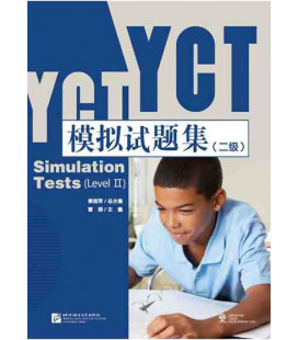 YCT Simulation Tests (Level 2) - (Incluye Código QR para descarga del audio)