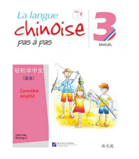 La langue chinoise pas à pas - Manuel 3 (CD included)