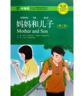 Mother and Son- Level 2: 500 words- 2nd edition (Audio en código QR)