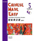 Chinese Made Easy 5 - Textbook (Incluye CD)