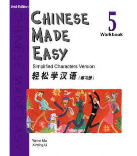 Chinese Made Easy 5 - Workbook